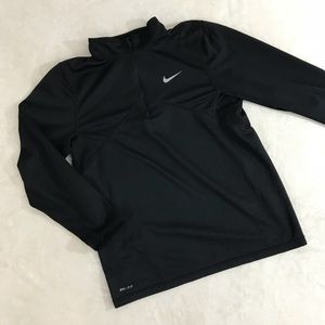 Nike Dri Fit Quarter Zip Top